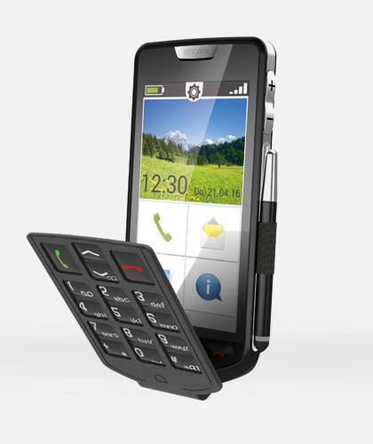 Emporia Smar - mobilné telefóny pre seniorov