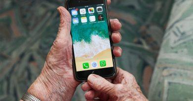 Smartfóny pre seniorov