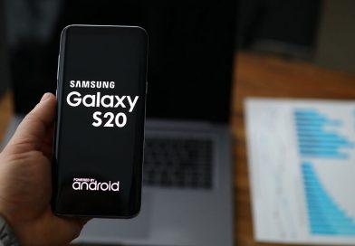 Nový Samsung Galaxy S20