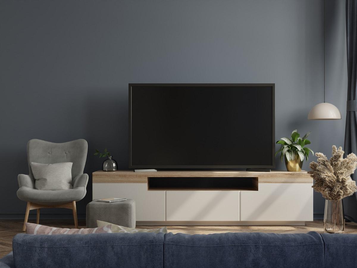 Masívne TV stolíky